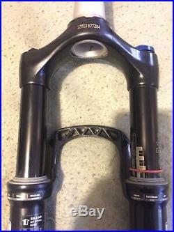 29er Carbon Full Suspicion Frame and reba fork