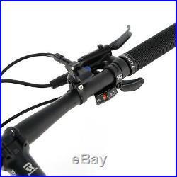36v 250w Tracker-er Electric Mountain Bike E-bike Full Suspension 17 Frame