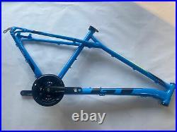 Aggressor pro GT Large mountain bike Frame With Crankset
