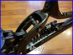 Airborne Pathogen Downhill Mountain Bike Frame 26 Small X-Fusion Vector HLR