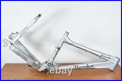 Banshee Scream Downhill Mountain Bike Frame Full Suspension Disc 16