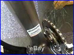 Bianchi Ethanol SX 27.1 Hardtail Mountain Bike Carbon Frame Size XL