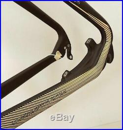 Bicycle Carbon 27.5-17inc Frame Tapped 41.852mm Mtb Mountain Bike Matte 68mm Bb