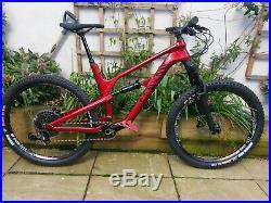 Bike Frame 27.5 Canyon Spectral 2018 Large full suspension mountain bike frame