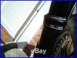 Boardman 8.6 Full Suspension Mountain Bike, Mint Condition, 17frame 27.5 Wheel