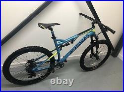 Boardman FS Pro XL Frame 27.5 Full Suspension Mountain Bike