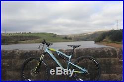 Boardman MTR 8.6 Mens Mountain Bike Bicycle MTB Alloy Frame 18 Speed 27.5 Wheel