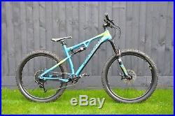 Boardman Mountain Bike Pro Full Suspension 27.5 18 Frame Used Once