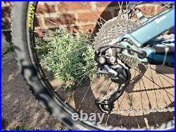 Boardman PRO 650b full suspension mountain bike 19 XL frame 27.5 wheels