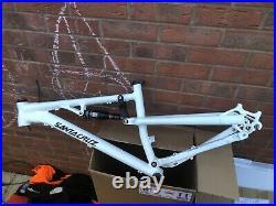 Boardman TXC 650b full suspension mountain bike Frame