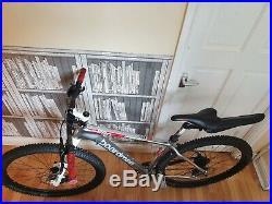Boardman pro 29er bike Medium Size Frame + KASK HELMET + COMPLETE ACCESSORIES