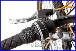 Boss Convert 26 Inch Steel Frame Mountain Bike Mens Black. From Argos