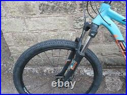 British WHYTE Ladies 604W Compact Hardtail Mountain Bike 27.5 Wheel Small Frame