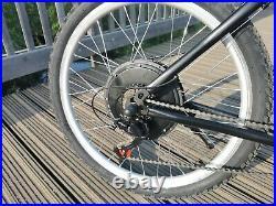 CATHODE Electric Mountain Bike Ebike 500W 15.6Ah 36V. 17-19 Frame. UK Product