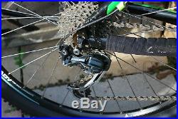 CUBE ATTENTION mountain bike 18 frame