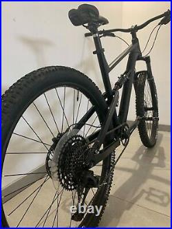 Calibre Bossnut 2020 Large frame Full Suspension Mountain Bike