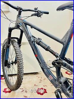 Calibre Sentry Full Suspension Mountain Bike. Large Frame. (bossnut, Triple B)