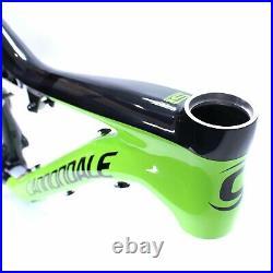 Cannondale 2015 Scalpel Carbon 29 Hi-Mod Frame Only Medium Green NOS