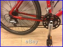 Cannondale CAAD2 Retro MTB Mountain Bike Used 20 Frame 26Wheel Red
