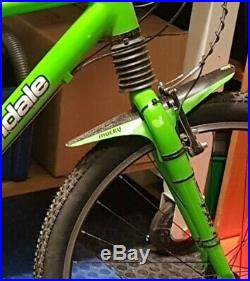 Cannondale Caad2 Fatty Headshok, 19 Frame, In The Very Rare Green, Brilliant