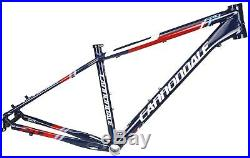 Cannondale F5 Alloy Mountain Bike Bicycle Cycling Frame Blue M 29