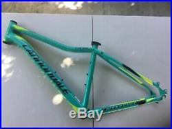 Cannondale Foray 27.5 Mountain Bike Frame Medium