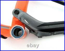 Cannondale Habit 27.5 650b Mountain Bike Frame Aluminium Orange Large Used