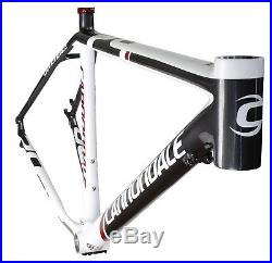 Cannondale Hardtail SL CARBON 29 White/Grey Mountain Bike Bicycle Frame XL
