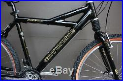 Cannondale Killer V 900 HT vintage mountain bike, Medium frame. HAND Made in USA