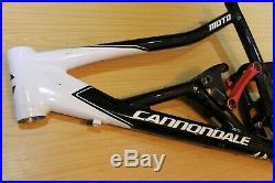 Cannondale MOTO 4 Full Suspension All Mountain Bike Frame 2009 Downhill Frameset