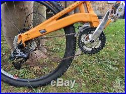 Cannondale Prophet Downhill Mountain Bike Medium Frame