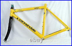 Cannondale R600 CAAD 3 Road Bike Made In The USA 52cm Road Bike 700c Frame/Fork