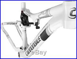 Cannondale Scalpel 29er ALLOY Mountain Bicycle Cycling Frame White Size M