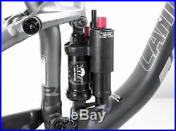Cannondale Trigger 4 Full Suspension MTB Bike Bicycle Alloy Frame 29 L FOX DYAD