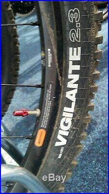 Cannondale jekyll mountain bike 18 Frame