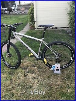 Cannondale lefty F900 mountain bike Medium Frame