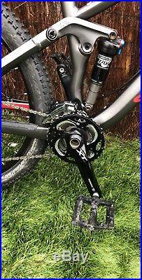 Canyon Nerve AL 7 0 Full Suspension Mountain Bike XS Frame