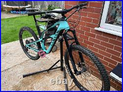 Canyon Spectral CF7 2020 Large Frame (12 months old) MTB very good condition