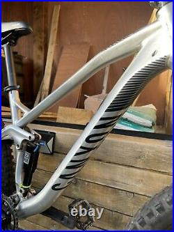 Canyon Spectral al 8.9 Trail/enduro 140mm FS Mountain Bike 27.5 Large Frame 2016