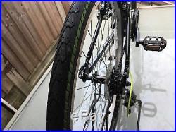 Carrera Abyss Boys Hybrid Mountain Bike 26 Wheel Alloy Frame Ref 1793c