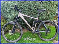 Carrera Banshee Full Suspension Mountain Bike 19 Frame