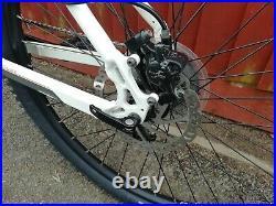Carrera Kraken Mountain Bike 18'' Frame 27.5 Wheels White