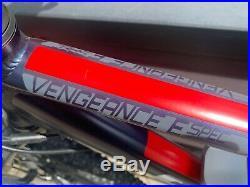 Carrera Vengeance E Bike Electric Mountain Bike 20 Frame