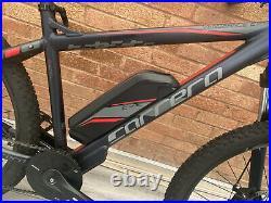 Carrera Vengeance E Mens Electric Mountain Bike 2.0 18 Frame
