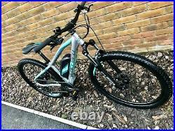 Carrera Vengeance E Womens Electric Mountain Bike EMTB (Small 14 Frame)