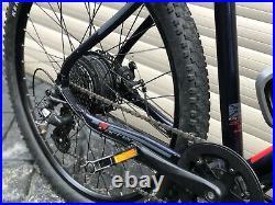 Carrera Vengeance Ebike Electric Mountain Bike E Spec 18inch Frame 27.5 Wheel