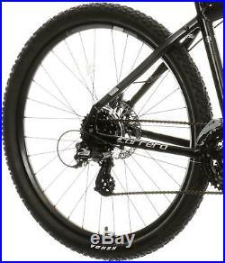 Carrera Vengeance Mens Bicycle MTB Mountain Bike 24 Speed Alloy Frame Disc Brake