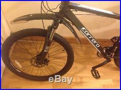 Carrera Vengeance Mens Mountain Bike 22 Frame Black RRP £379.99