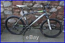 Chris Boardman TEAM R Mountain bike / MTB FRAME 19 inch Carbon Forks Hybrid