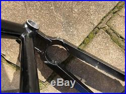 Classic Retro 1998 Santa Cruz Chameleon Mk1 16 MTB Mountain Bike Frame Set